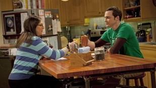 The Big Bang Theory 04x20 : The Herb Garden Germination- Seriesaddict